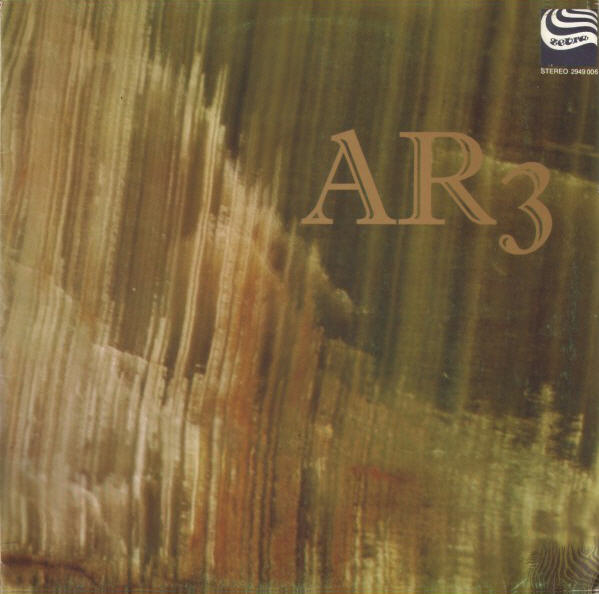A.R. & Machines — AR3