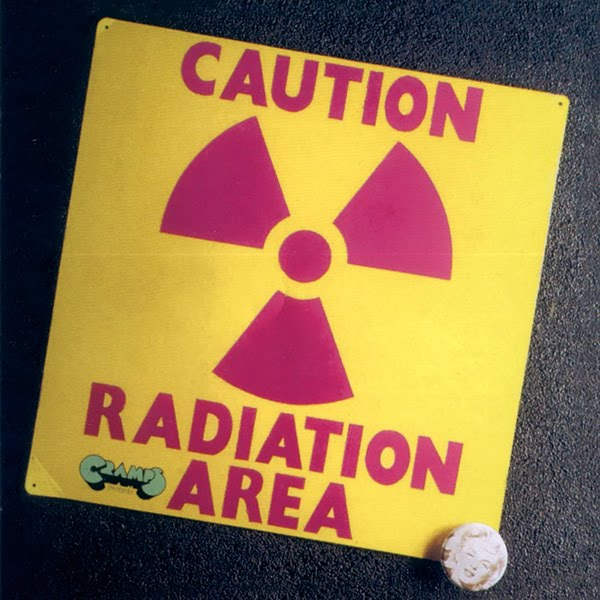 Area — Caution Radiation Area