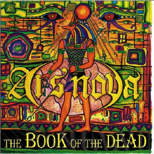 Ars Nova — The Book of the Dead (Reu Nu Pert Em Hru)