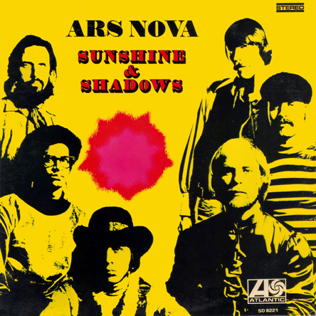 Sunshine and Shadows Cover art