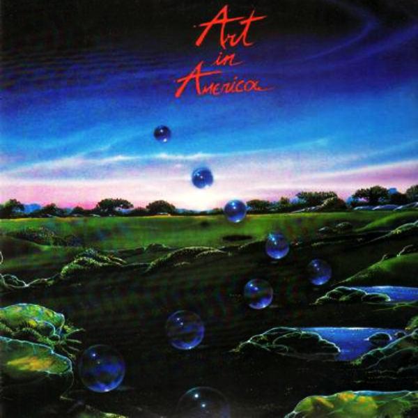 Art in America — Art in America