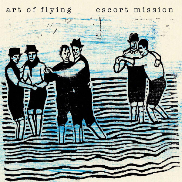 Art of Flying — Escort Mission