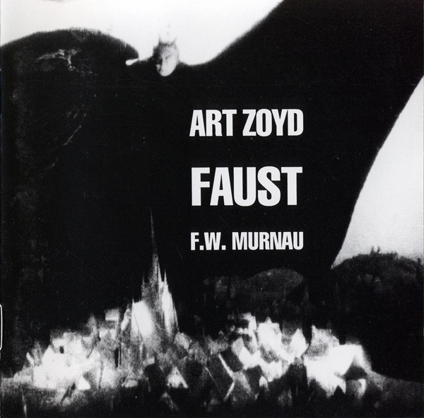 Faust Cover art