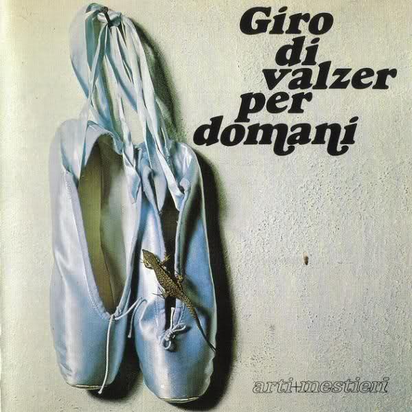 Giro di Valzer per Domani Cover art