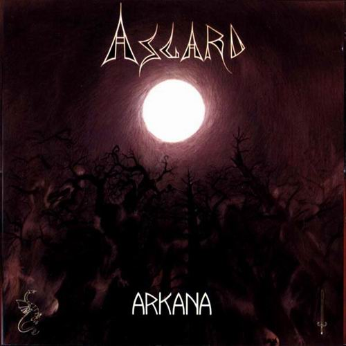 Arkana Cover art
