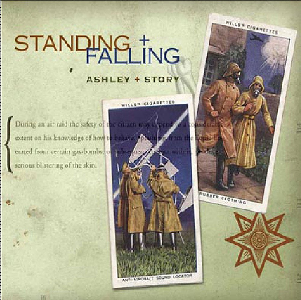 Standing + Falling Cover art