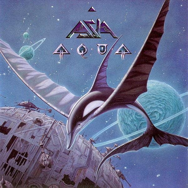 Asia — Aqua
