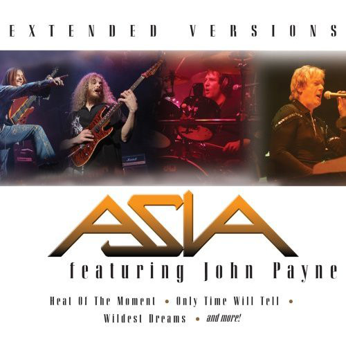 Asia Featuring John Payne — Scandinavia (AKA Extended Versions)