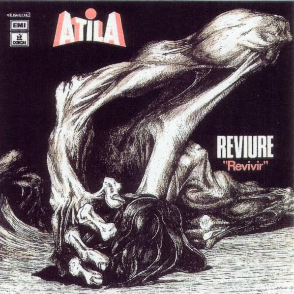 Atila  — Reviure