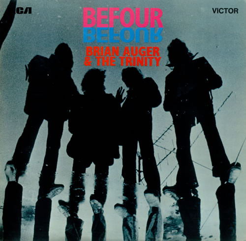 Brian Auger and the Trinity — Befour