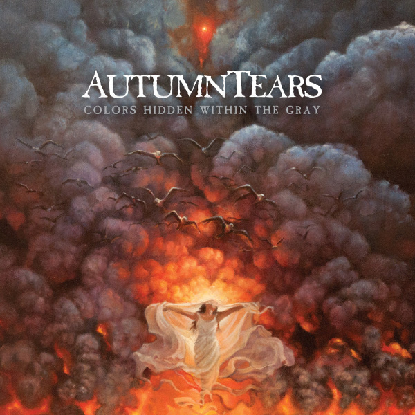 Autumn Tears — Colors Hidden within the Gray