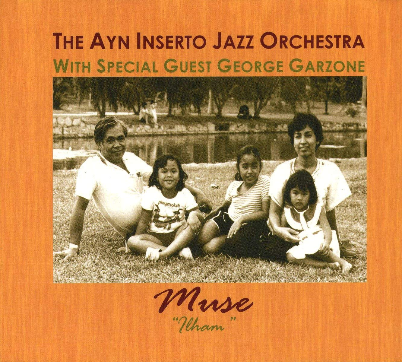 Ayn Inserto Jazz Orchestra — Muse
