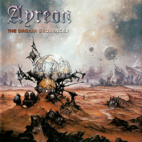 Ayreon — Universal Migrator Part 1: The Dream Sequencer