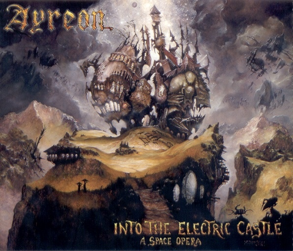 Ayreon  — Into the Electric Castle: A Space Opera