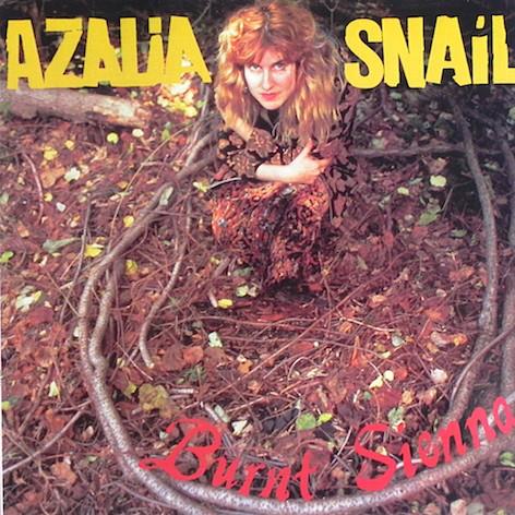 Azalia Snail — Burnt Sienna