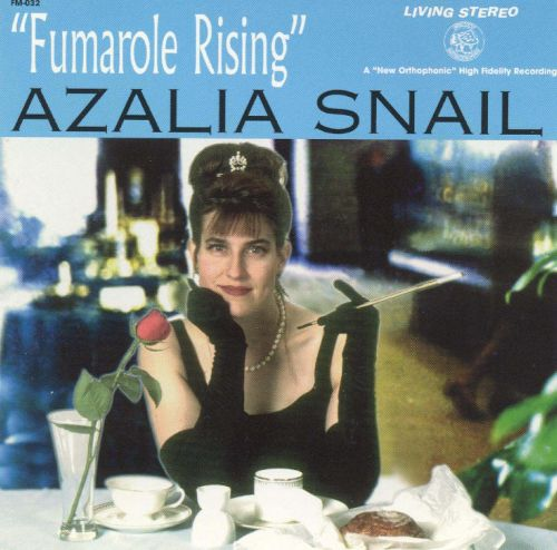 Azalia Snail — Fumarole Rising