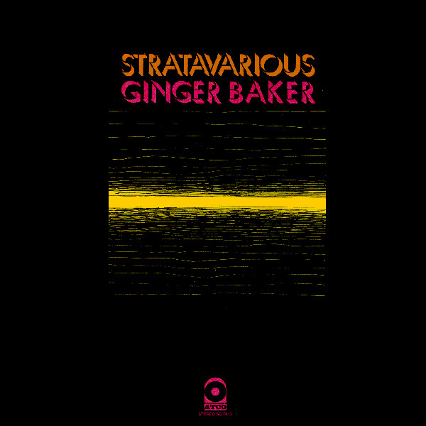 Ginger Baker — Stratavarious