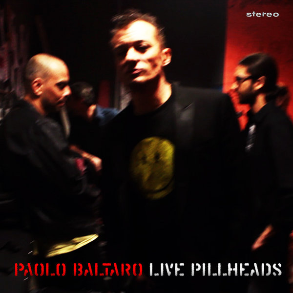 Live Pillheads Cover art