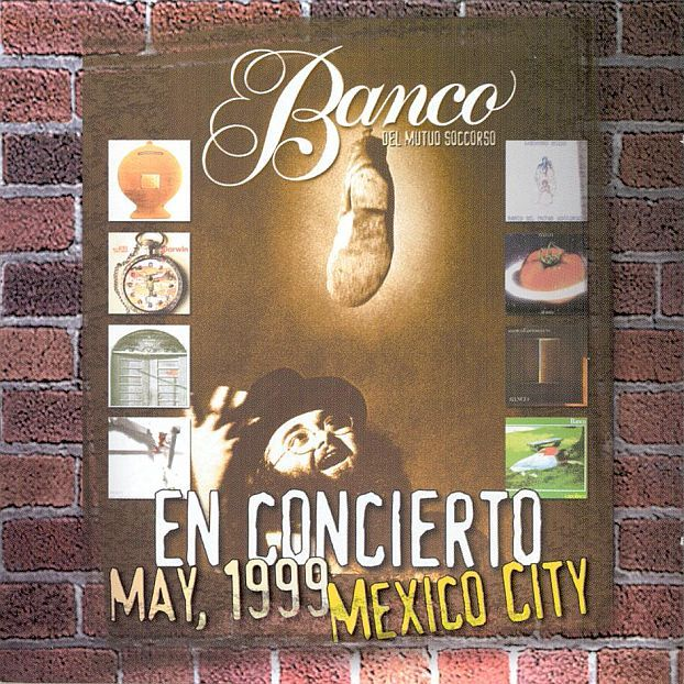Banco del Mutuo Soccorso  — En Concierto Mexico City, May 1999