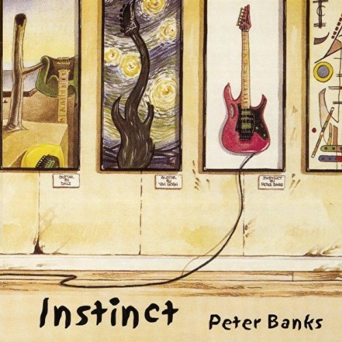 Peter Banks — Instinct
