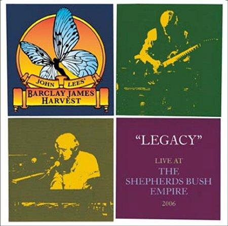 John Lees' Barclay James Harvest — Legacy Live at the Shelpherd's Bush Empire 2006