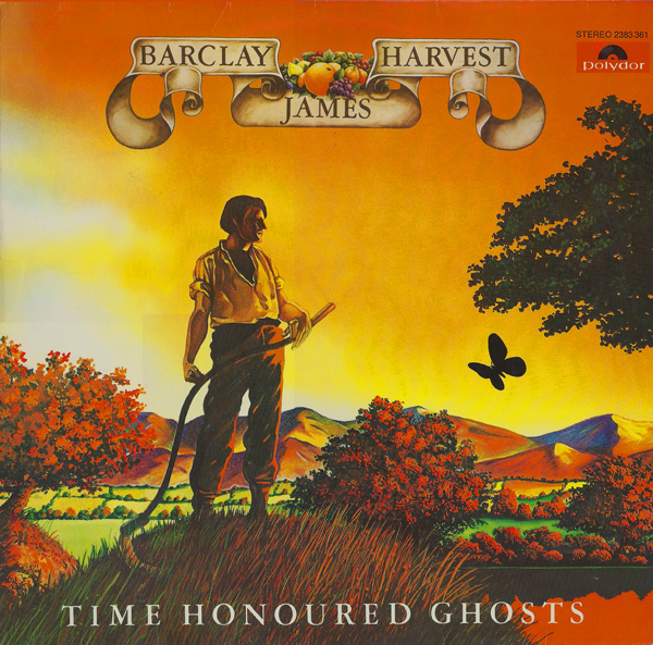 Time Honoured Ghosts Cover art