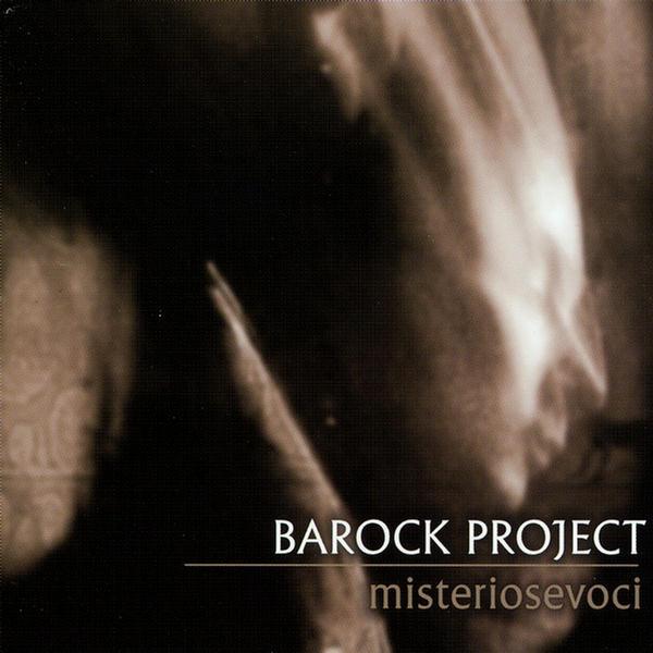 Barock Project — Misteriosevoci