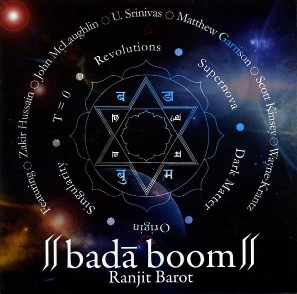 Ranjit Barot — Bada Boom