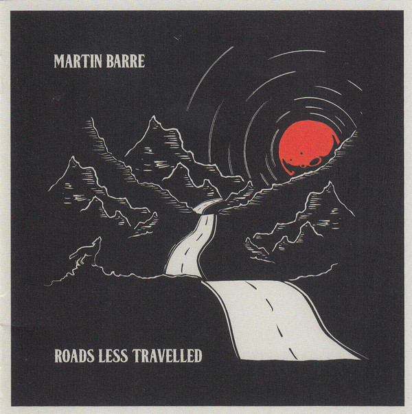 Martin Barre — Roads Less Travelled