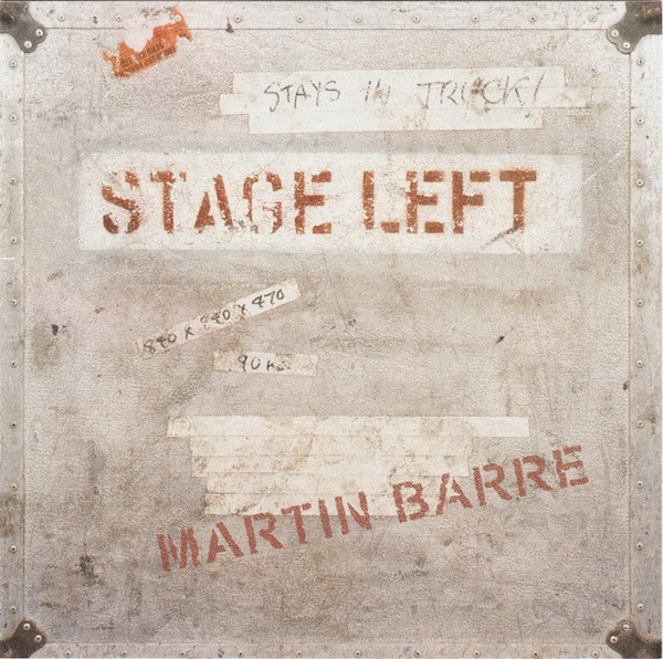 Stage Left Cover art