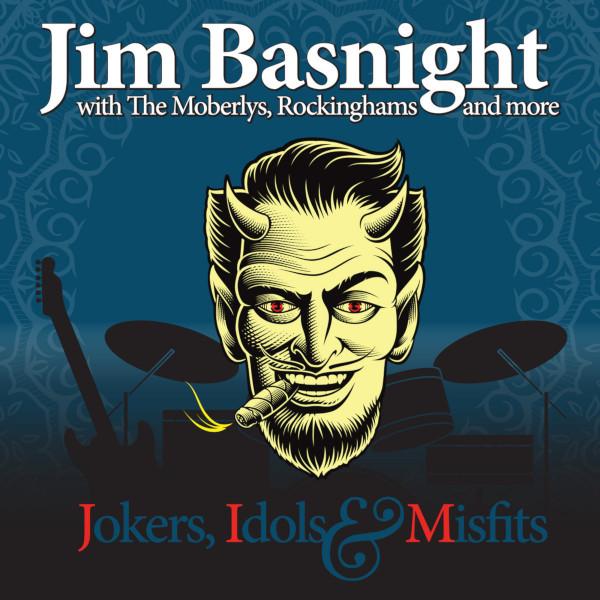 Jim Basnight — Jokers, Idols & Misfits