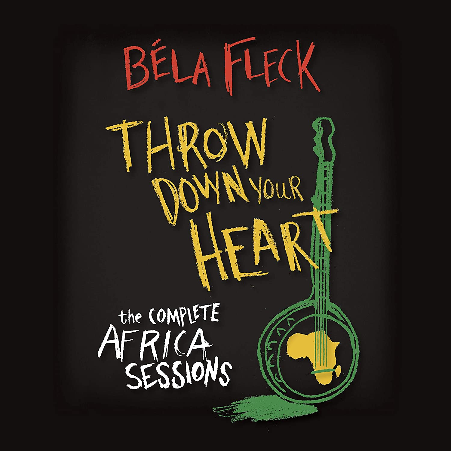 Béla Fleck — Throw Down Your Heart - The Complete Africa Sessions