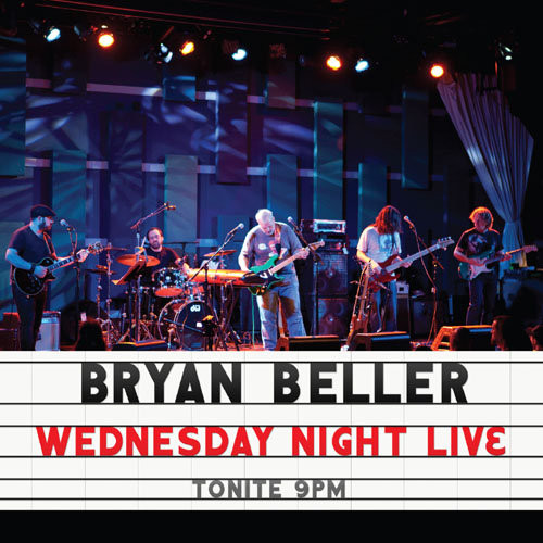 Bryan Beller — Wednesday Night Live