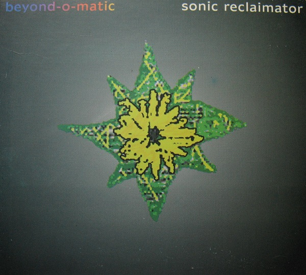 Sonic Reclaimator Cover art