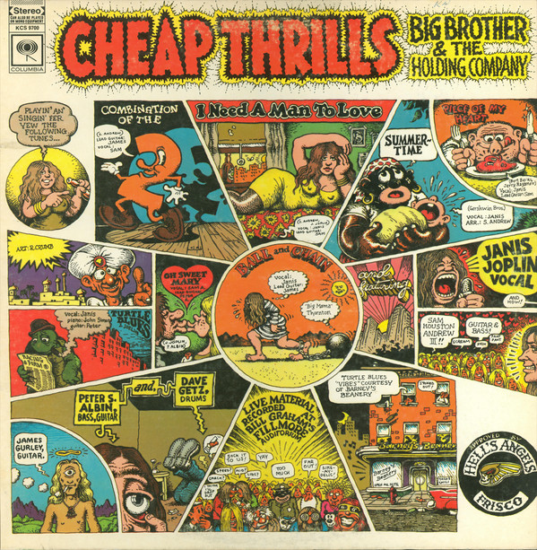 Big Brother & the Holding Company — Cheap Thrills