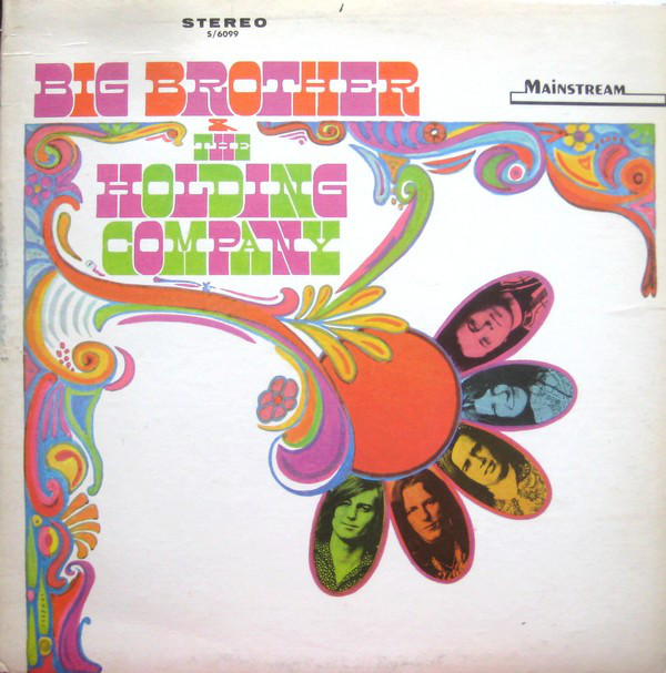 Big Brother & the Holding Company — Big Brother & the Holding Company