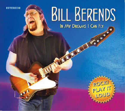 Bill Berends — In My Dreams I Can Fly
