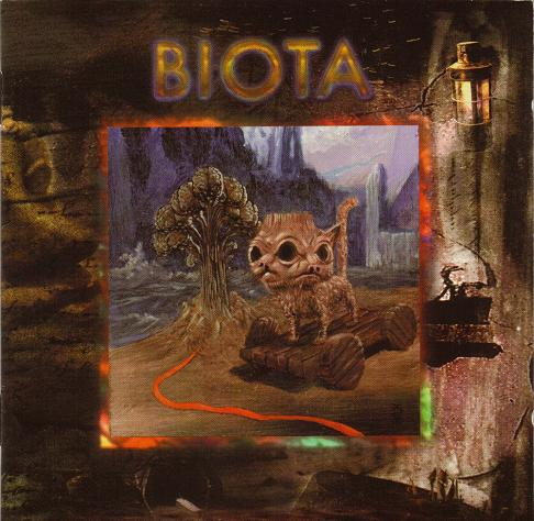 Biota  — Invisible Map