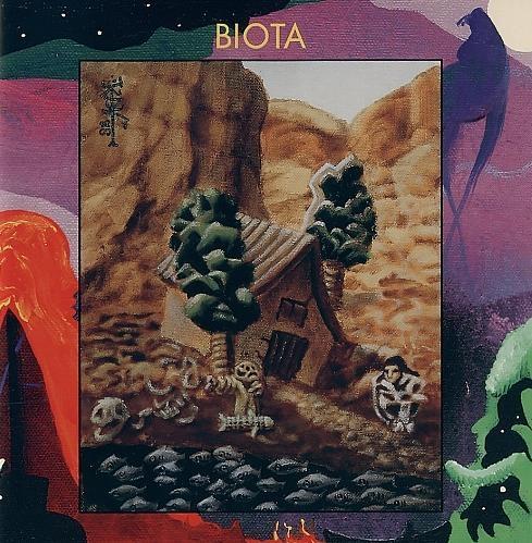 Biota  — Object Holder