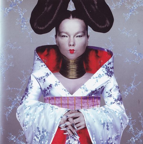 Björk — Homogenic