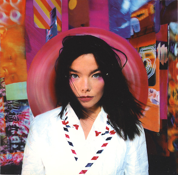 Björk — Post