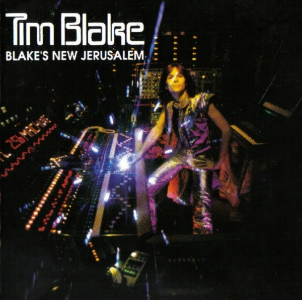 Tim Blake — Blake's New Jerusalem