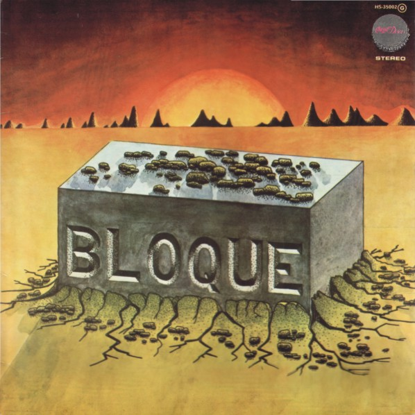 Bloque Cover art