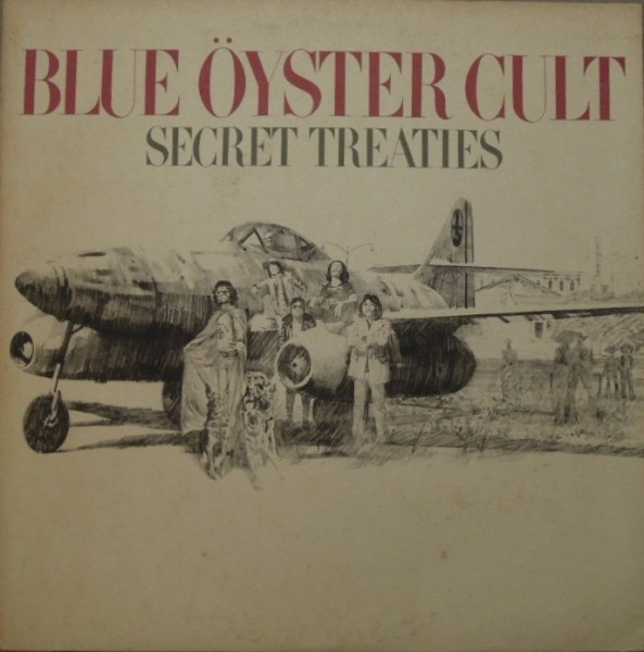 Blue Öyster Cult — Secret Treaties