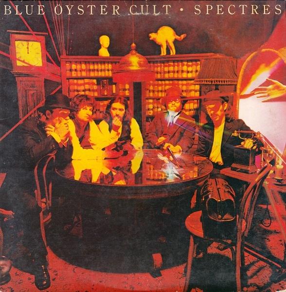 Blue Öyster Cult — Spectres
