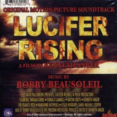 Bobby Beausoleil — Lucifer Rising O.S.T.