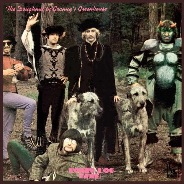 Bonzo Dog Band — The Doughnut in Granny's Greenhouse