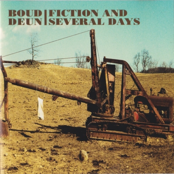 Fiction and Several Days Cover art