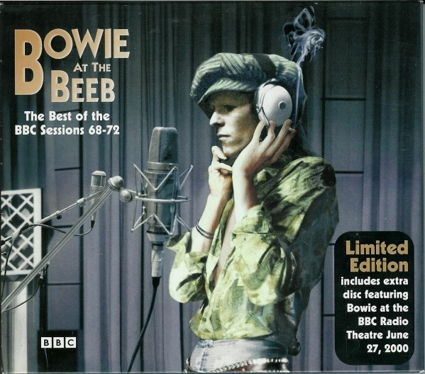 David Bowie — Bowie at the Beeb