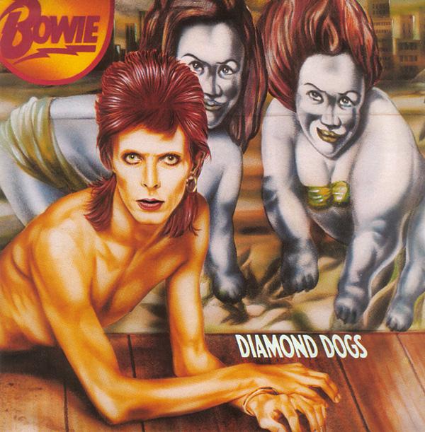 David Bowie — Diamond Dogs